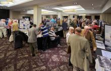 Exhibition Area 2017 Convention